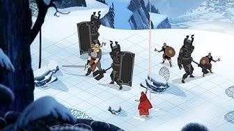 The Banner Saga - Test/Review (Gameplay) zum Zeichentrick-Taktikspiel