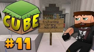 Minecraft Cube SMP! -Episode 11- SHOP AND KARAOKE!