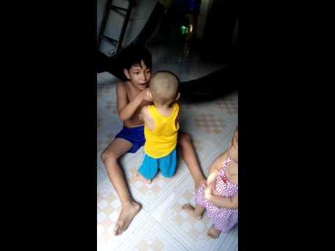 Hành hạ trẻ em táo bạo