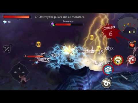 Dungeon Hunter 5 Solo Mission 38 | Xenon Art