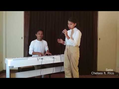 Setia - Jikustik (cover by Chelsea ft. Rico)