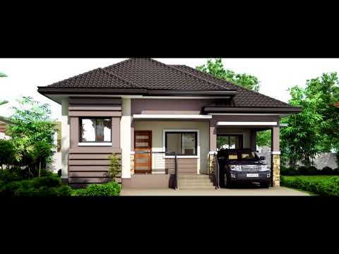 One Story Home Plan With 3 Bedrooms