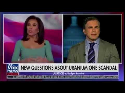 Tom Fitton-Judge Pirro: New questions about Uranium One