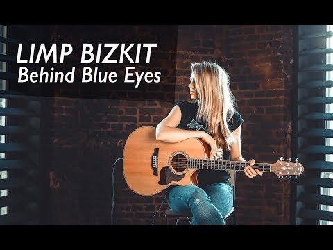 Как играть Limp Bizkit - Behind Blue Eyes (The Who) | Разбор COrus Guitar Guide #6