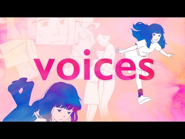 Brooks & KSHMR - Voices (Feat. TZAR) [Official Lyric Video]