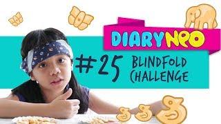 BLINDFOLD CHALLENGE x Tini Wini Biti | DiaryNeo