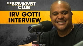 Irv Gotti Relaunches Murder Inc., Talks His New Series 'Tales', And How A Psychic Changed His Life