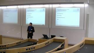 2. GFA Career Fair and Company Dialogue 2010 - Präsentation Dr. Harry W. Trummer, Teil 1