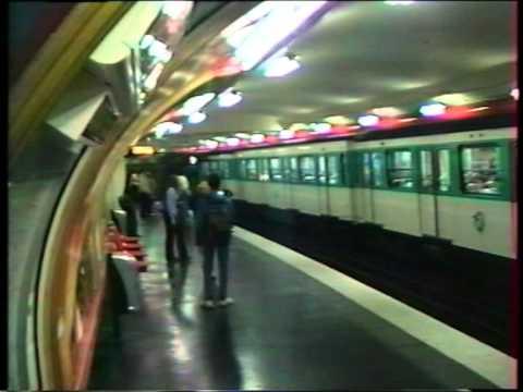 Sprague-Thomson ligne 6 du Métropolitain Tour+ID.19+service commercial ligne 12 en 2002.