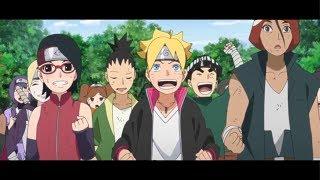 Team Boruto VS Kakashi 【AMV】Boruto: Naruto Next Generation| Boku wa Hashiri Tsuzukeru-FULL | ED 3