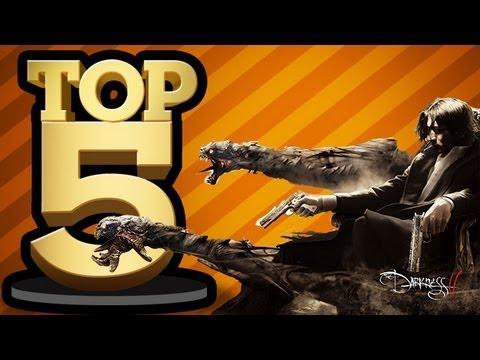 TOP 5 GORIEST GAMES