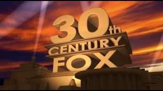Footage 30th Century Fox | Футаж Юбилей 30 лет