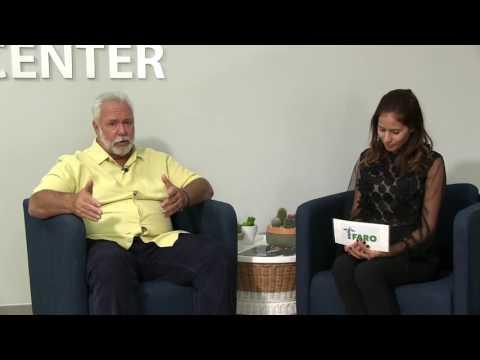 Entrevista al Dr. Ruyan sobre el tema de cannabis medicinal en Puerto Rico