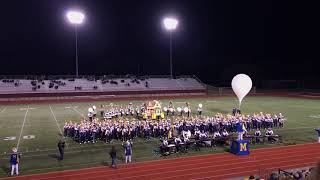 MHS Marching Band - Showcase 2017 Part 2 Finale