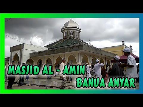 MASJID AL-AMIN ‼️ SELESAI JUM'ATAN, JAMAAH DISUGUHI MINUMAN & CEMILAN ⁉️