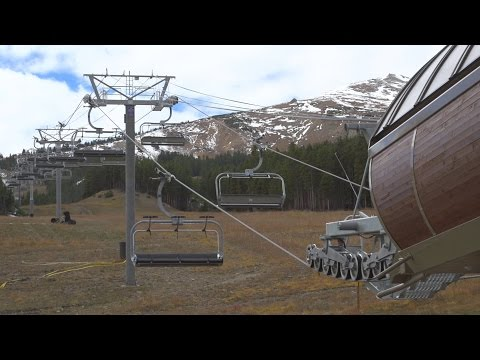 The new Colorado SuperChair at Breck