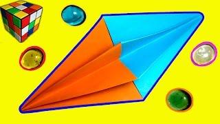 Как сделать НОВОГОДНЮЮ ИГРУШКУ из бумаги. Новогодняя игрушка оригами своими руками.Поделки из бумаги