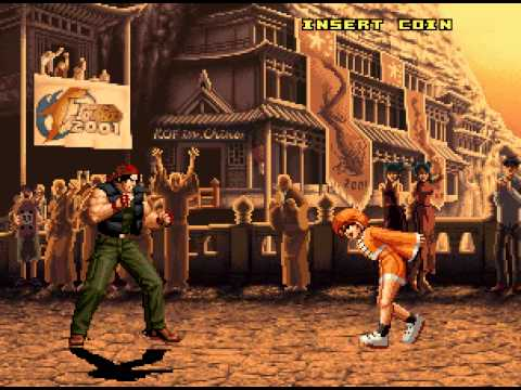NG The King of Fighters 2001 - 동영상