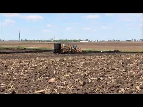 Nabbing Nitrates Before Water Leaves the Farm: Conservation Drainage