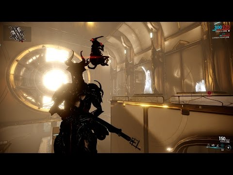 Warframe How To Farm Rare Mods&Control Modules