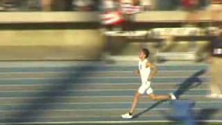 German Fernandez, Fastest 3200 in High School History