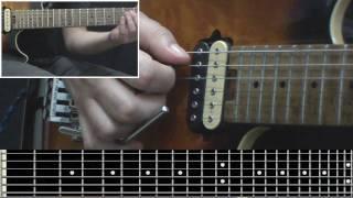 Lick 32 - Eddie Van Halen