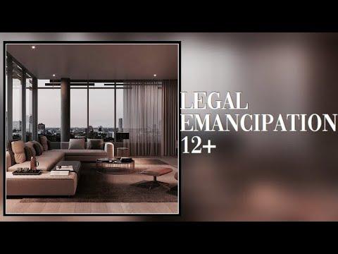Legal Emancipation subliminal 12+