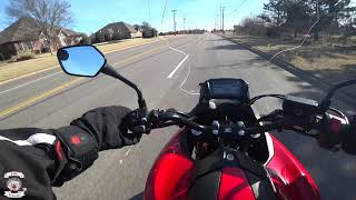 Ride and Review of the Honda NC700X