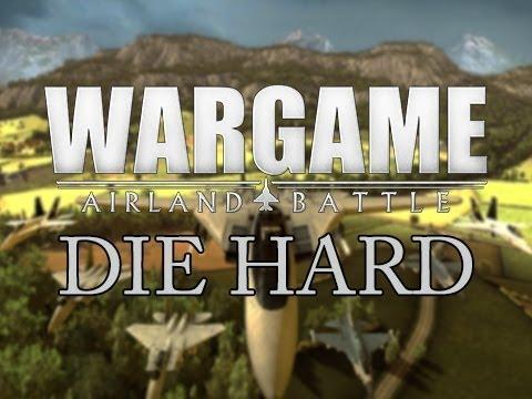 Wargame Airland Battle Let's Play Walkthrough - Part 1 - Campaign Die Hard