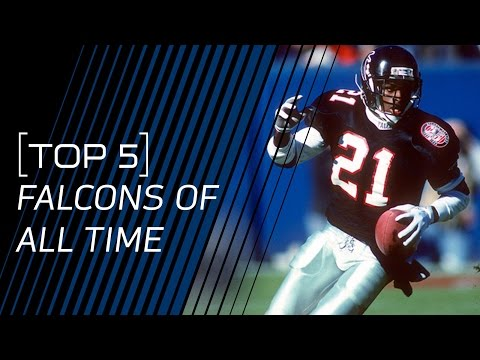 Top 5 Falcons of All Time | NFL