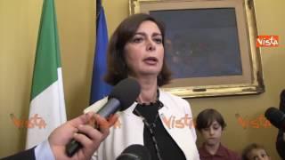 Boldrini: chiamerò la Raggi per Corviale, serve collaborare