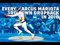 Every Marcus Mariota Third Down Dropback in 2018