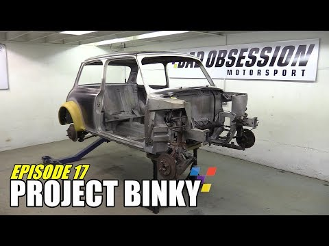 Project Binky - Episode 17 - Austin Mini GT-Four - Turbocharged 4WD Mini