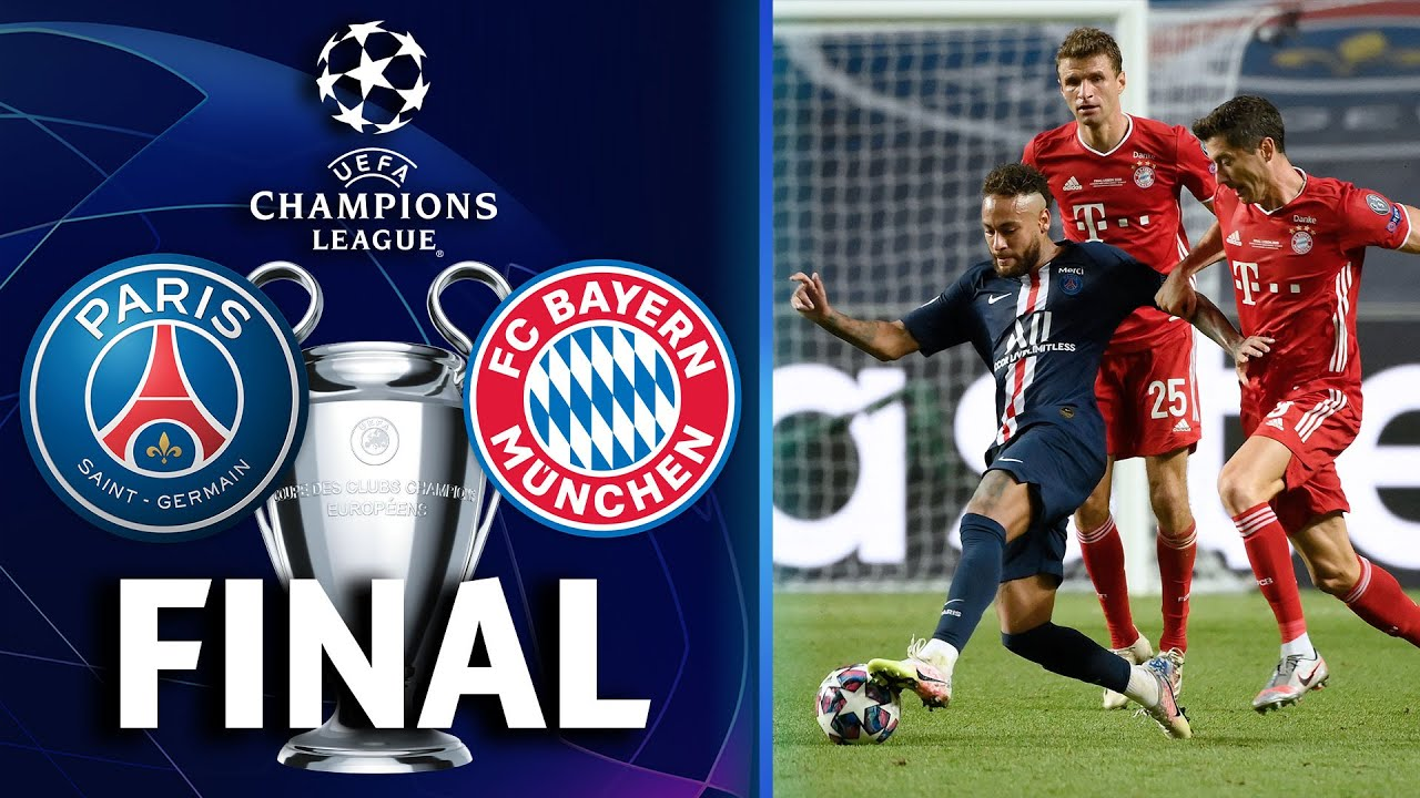 Psg Vs Bayern Munich Champions League Final Highlights Ucl On Cbs Sports Youtube