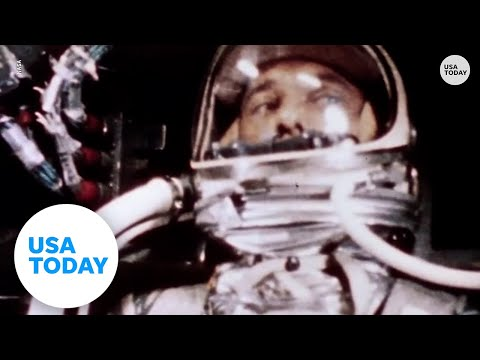 First American in space 60th anniversary, Alan Shepard liftoffs
