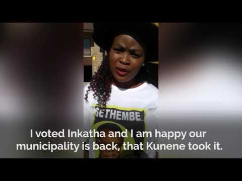 IFP beats ANC in Nquthu by-elections