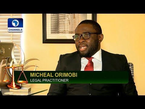 What It Takes To Be A Capital Market Lawyer - Michael Orimobi |Law Weekly|