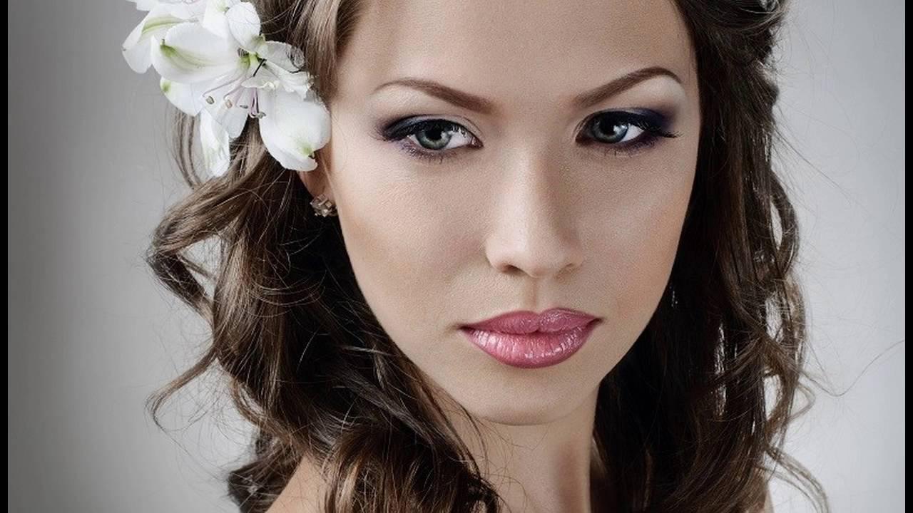 Frisur Offene Haare Hochzeit Youtube