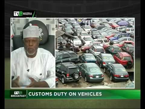 Customs Duty on Vehicles
