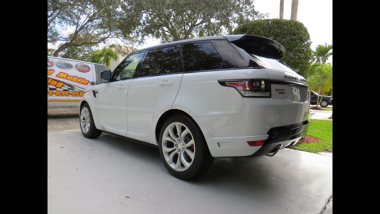 2015 Range Rover Sport Autobiography Advanced De