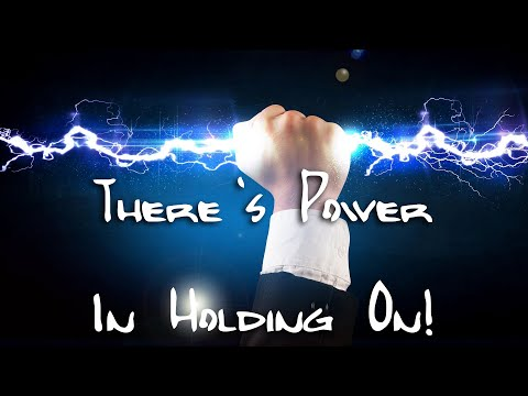 "Sunday Word and Worship – 09/06/20200 – Rev. Murrell Ewing ""There's Power In Holding On!"""