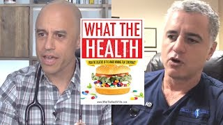 BREAKING NEWS: Plant Based Doctor SCHOOLS What The Health Critic