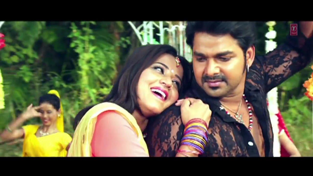 Godiya Mein Humra [ Sexy Monalisa & Pawan Singh Romantic Video Song ] Saiyan Ji Dilwa Mangelein