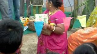 Download Hindi Video Songs - Chhath in Andrews Ganj Road No. 4  Part 1.AVI