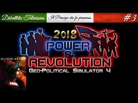 Geopolitical Simulator 4 P&R 2018 Italia Borgia: #3