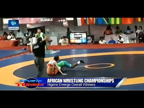 Team Nigeria Emerges Overall Winners In African Wrestling Tournament |Sports Tonight|