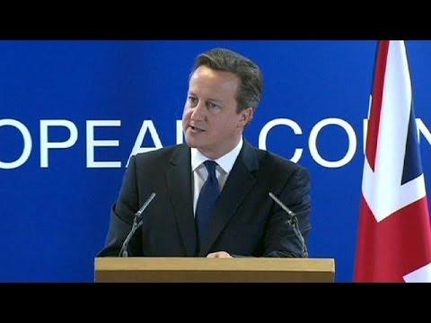''Une mauvaise journée pour l'Europe'', selon David Cameron