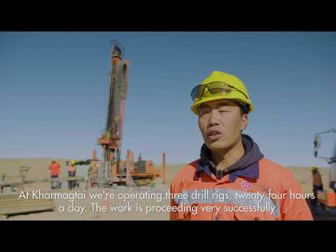 Xanadu Mines - Kharmagtai Copper & Gold Project In Mongolia