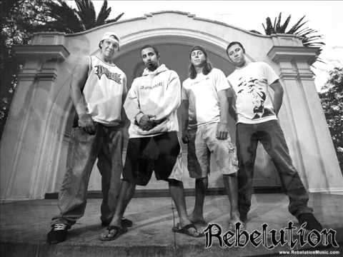 Rebelution - Natural Mystic (Bob Marley cover) FULL SONG