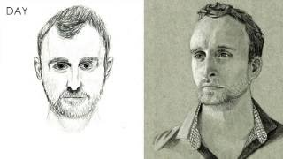 Portrait Drawing Challenge: One Month of Progress